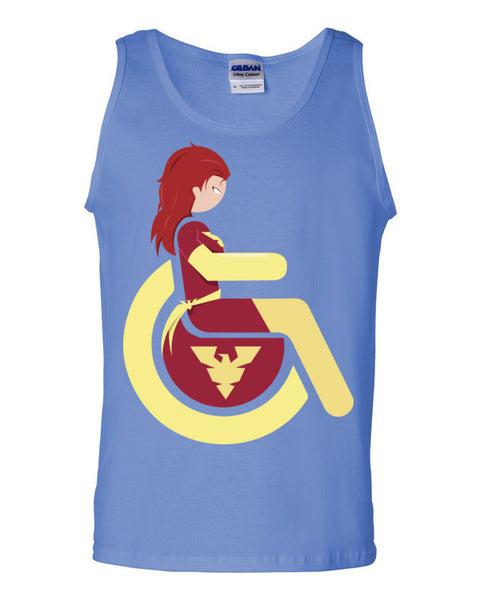 Men's Adaptive Dark Phoenix Tank Top
