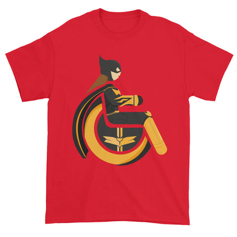Men's Adaptive Batgirl T-Shirt (3XL-5XL)