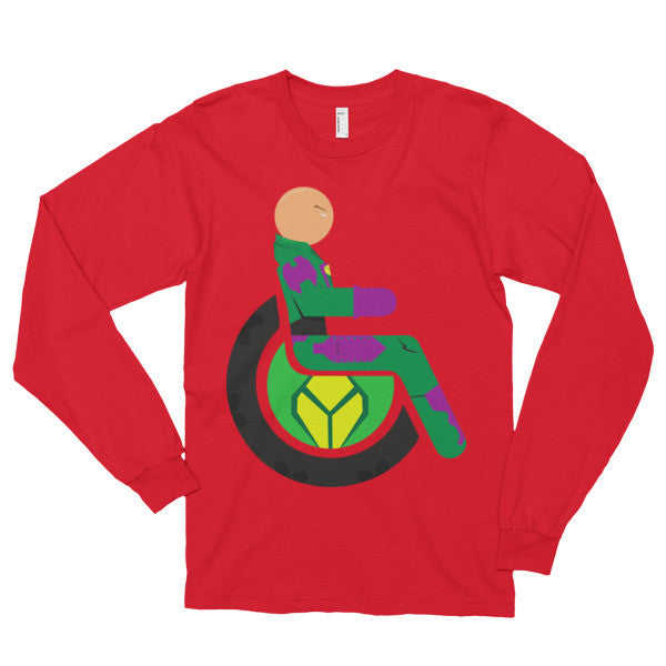 Adaptive Lex Luthor Long Sleeve