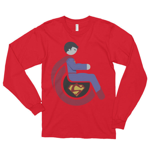 Adaptive Bizarro Long Sleeve