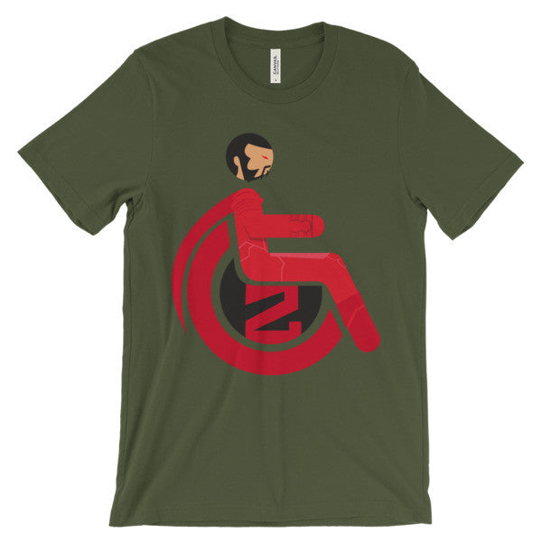 Adaptive General Zod Short Sleeve T-Shirt