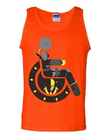 Men's Adaptive Deathstroke Tank Top