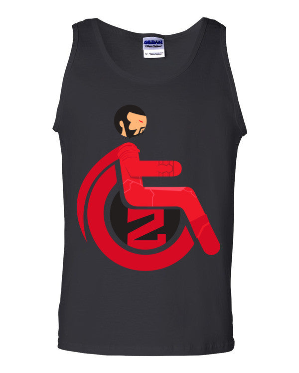 Men's Adaptive General Zod Tank Top