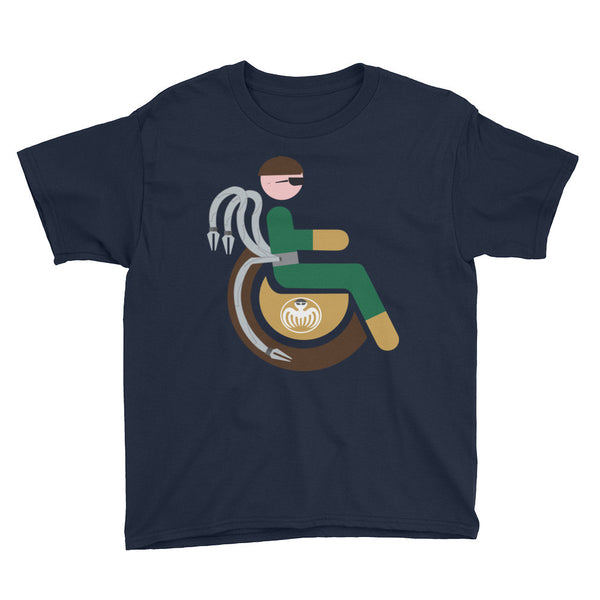 Youth Adaptive Doctor Octopus T-Shirt (XS-XL)