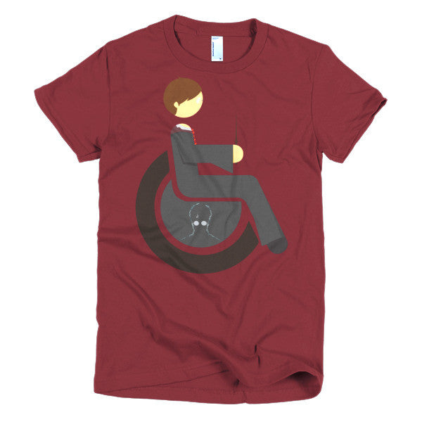 Women's Adaptive Harry Potter T-Shirt (S-L)