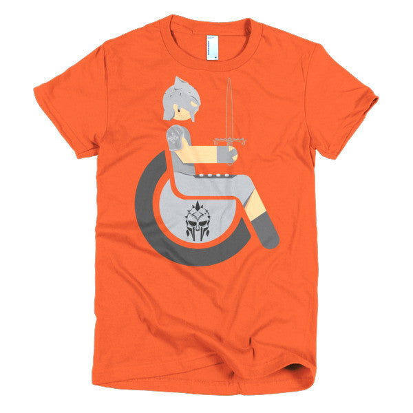 Women's Adaptive Gladiator T-Shirt (XL-2XL)