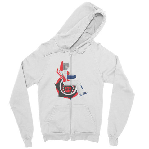 Men's Adaptive Starscream Zip Hoodie