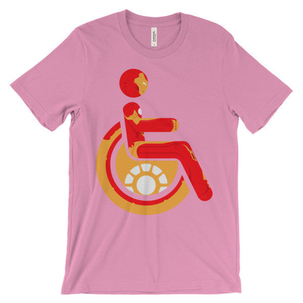 Adaptive Iron Man Short Sleeve T-Shirt