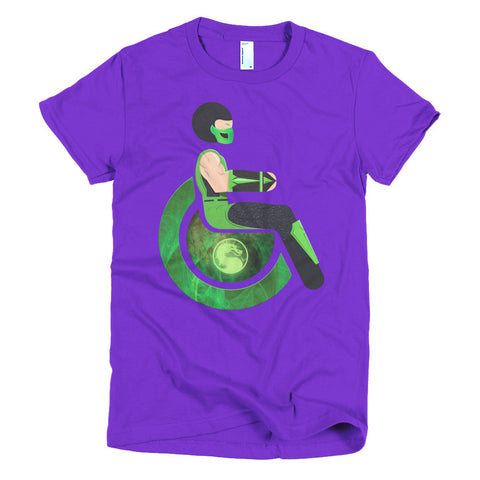 Women's Adaptive Reptile T-Shirt (XL-2XL)