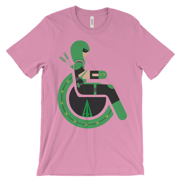 Adaptive Green Arrow Short Sleeve T-Shirt (3XL-4XL)