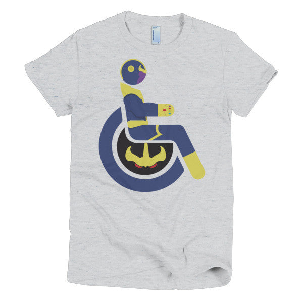 Women's Adaptive Thanos T-Shirt (XL-2XL)