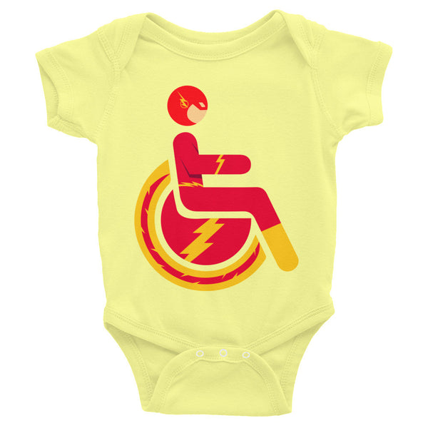 Adaptive Flash Baby Onesie