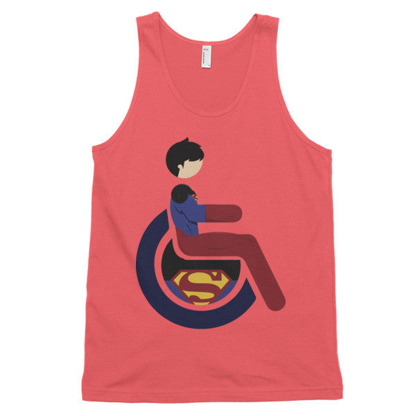Adaptive Superboy Classic Tank Top