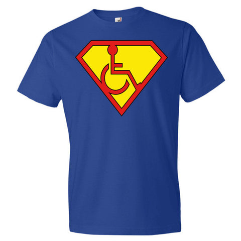 Men's Adaptive S-Man Lightweight T-Shirt