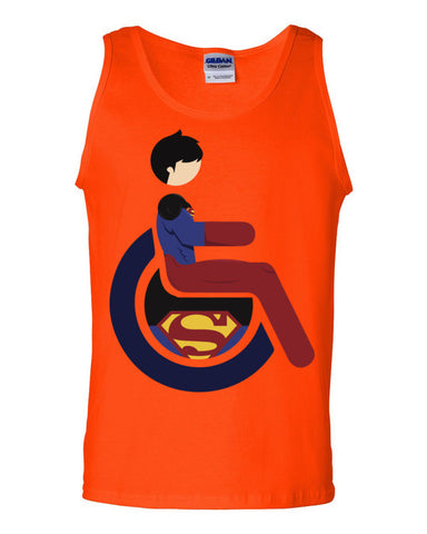 Men's Adaptive Superboy Tank Top
