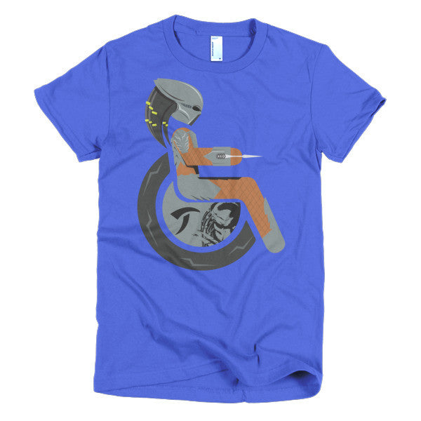 Women's Adaptive Predator T-Shirt (XL-2XL)