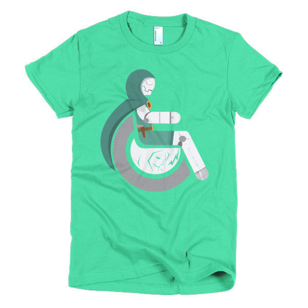 Women's Adaptive Doctor Doom T-Shirt (XL-2XL)