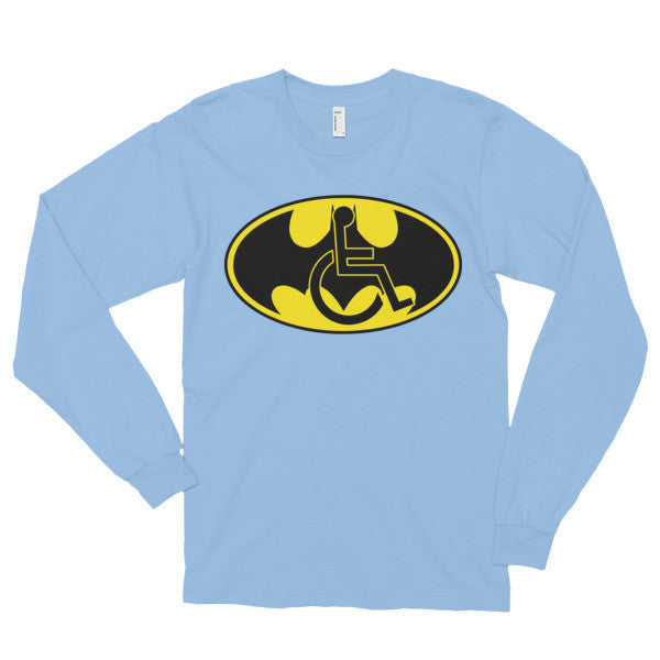 Adaptive Batman Symbol Long Sleeve