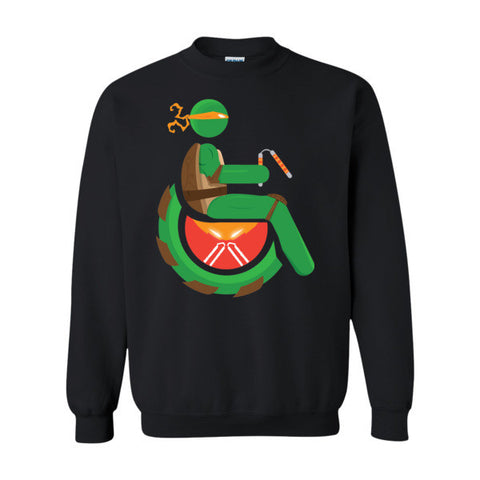 Men's Adaptive Michelangelo Crewneck Sweatshirt