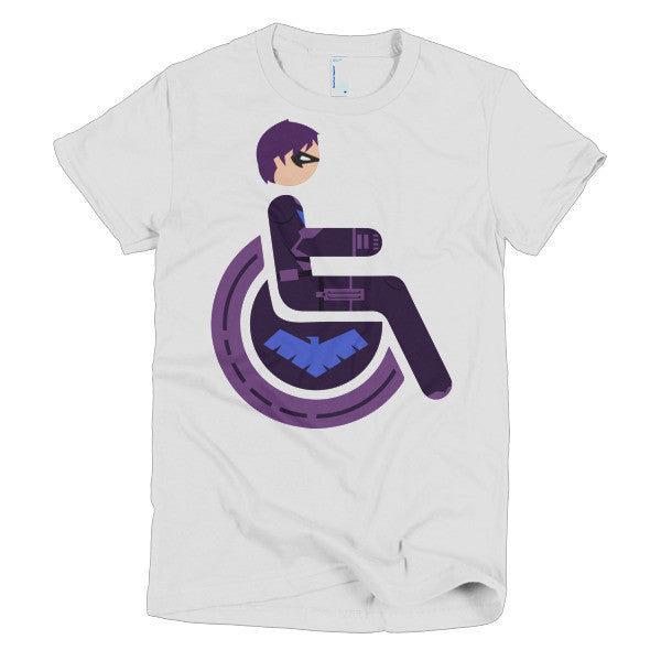 Women's Adaptive Nightwing T-Shirt (S-L)