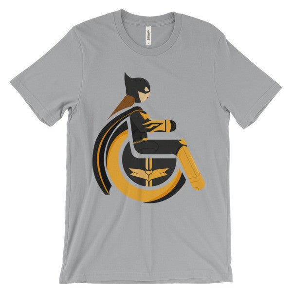Adaptive Batgirl Short Sleeve T-Shirt