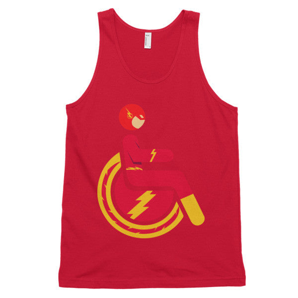 Adaptive Flash Classic Tank Top