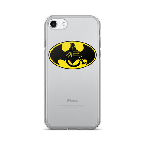 Adaptive Batman Symbol iPhone 7/7 Plus Case