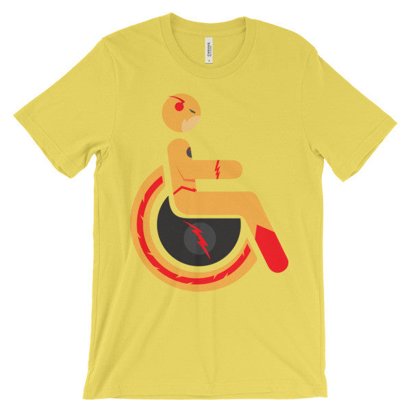 Adaptive Reverse-Flash Short Sleeve T-Shirt