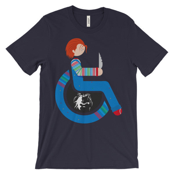 Adaptive Chucky Short Sleeve T-Shirt