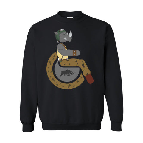 Men's Adaptive Rocksteady Crewneck Sweatshirt