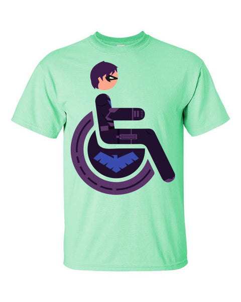 Men's Adaptive Nightwing T-Shirt