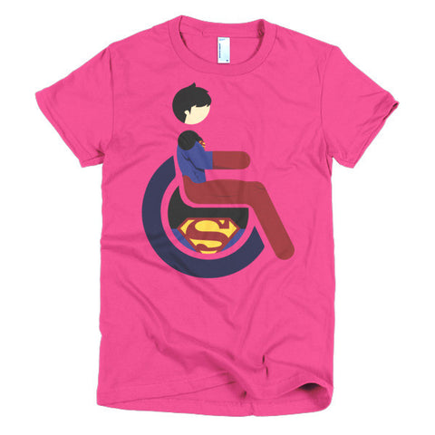 Women's Adaptive Superboy T-Shirt (XL-2XL)