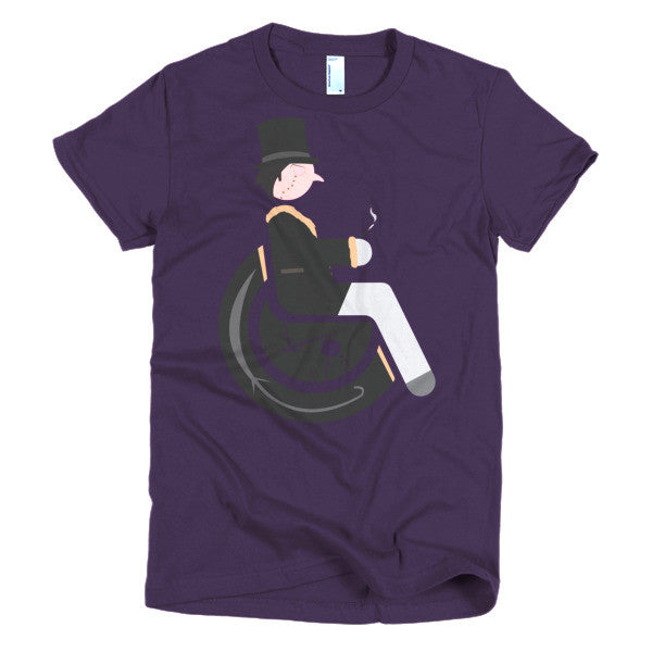 Women's Adaptive Penguin T-Shirt (XL-2XL)
