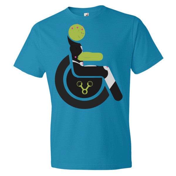Men's Adaptive Brainiac Lightweight T-Shirt