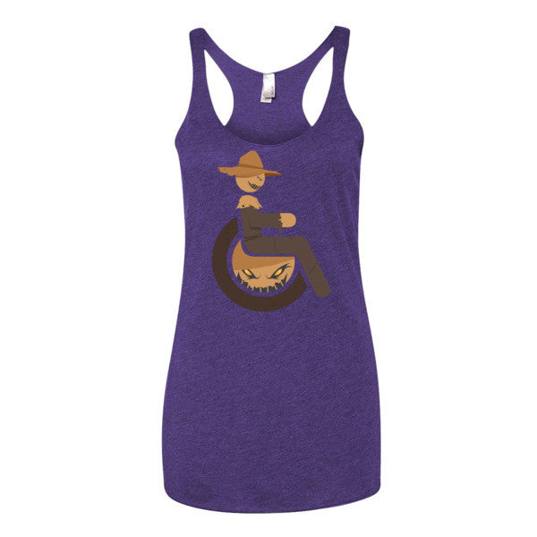Women's Adaptive Scarecrow Tank Top (XS-L)