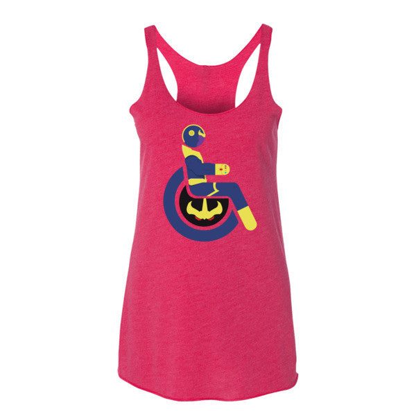 Women's Adaptive Thanos Tank Top (XL)