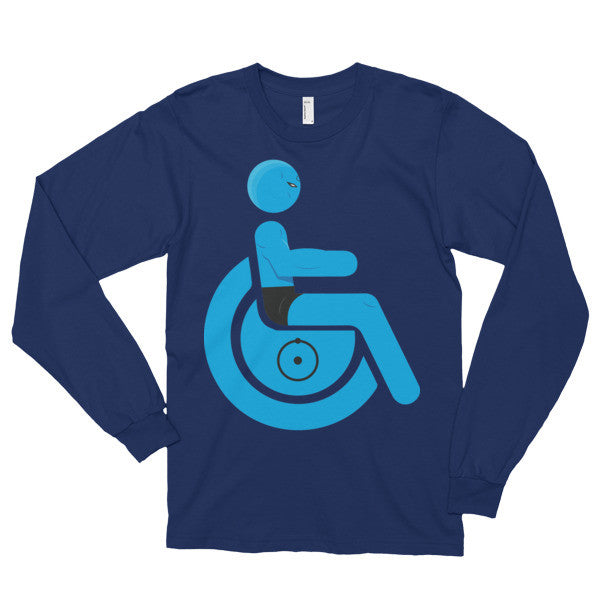 Adaptive Dr. Manhattan Long Sleeve