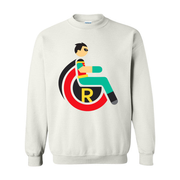 Men's Adaptive Robin Crewneck Sweatshirt