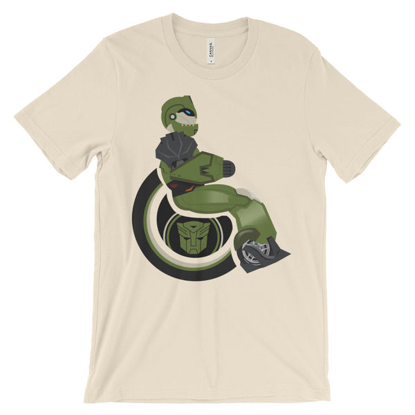 Adaptive Bulkhead Short Sleeve T-Shirt (3XL-4XL)