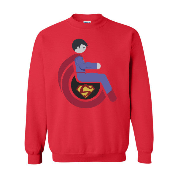 Men's Adaptive Bizarro Crewneck Sweatshirt