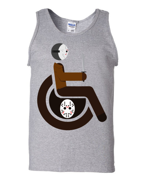 Men's Adaptive Jason Voorhees Tank Top
