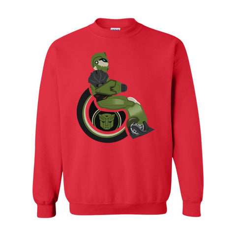 Men's Adaptive Bulkhead Crewneck Sweatshirt