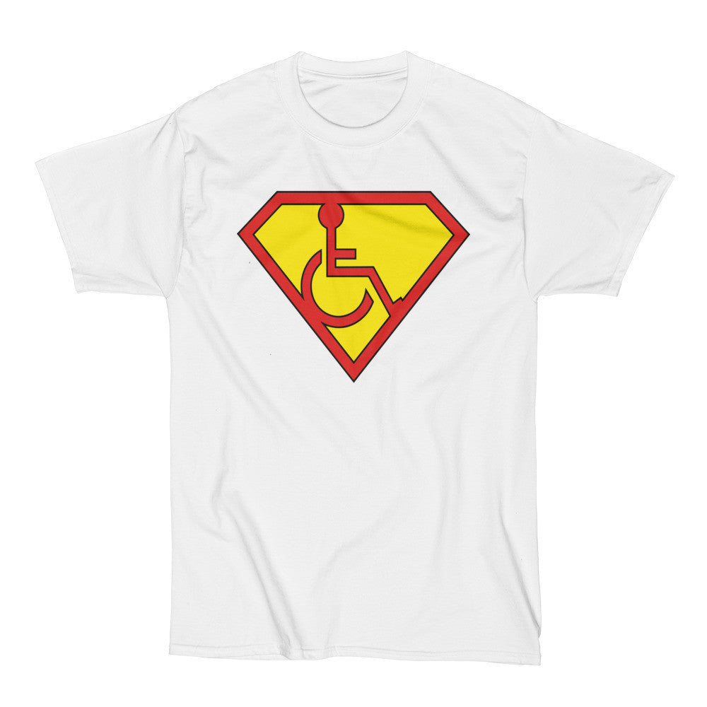Adaptive Superman Symbol T Shirt S 6xl Adaptive Apparel