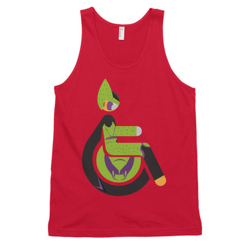Adaptive Perfect Cell Classic Tank Top