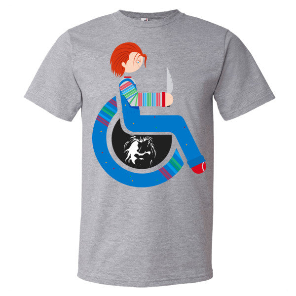 Men's Adaptive Chucky Lightweight T-Shirt