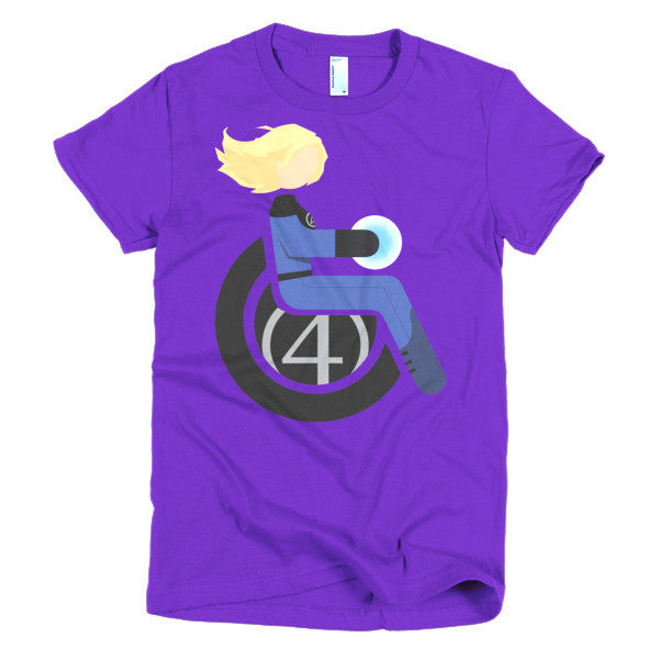 Women's Adaptive Invisible Woman T-Shirt (XL-2XL)