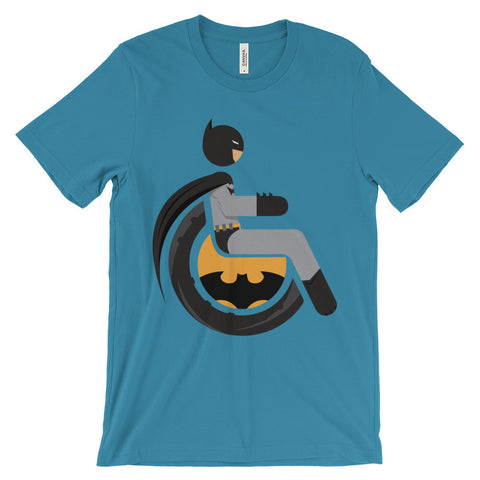 Adaptive Batman Short Sleeve T-Shirt (3XL-4XL)