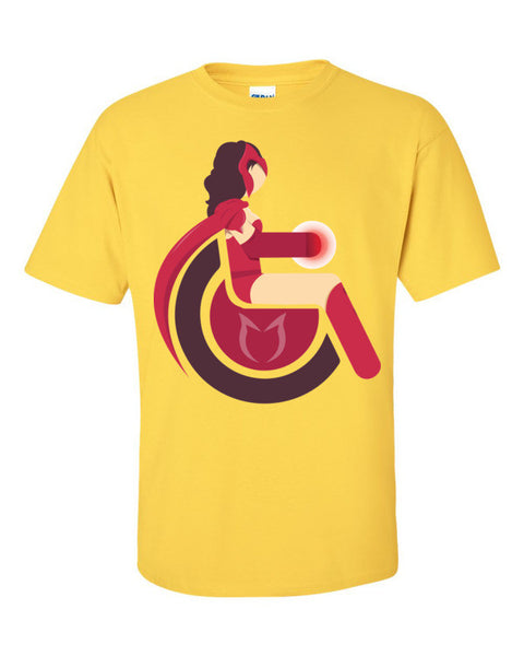 Men's Adaptive Scarlet Witch T-Shirt