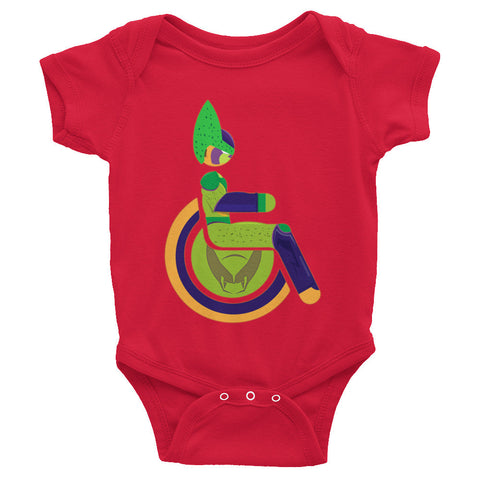 Adaptive Semi-Perfect Cell Baby Onesie
