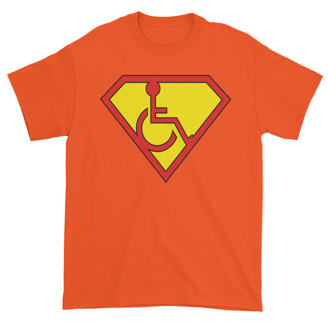 Men's Adaptive S-Man T-Shirt (3XL-5XL)